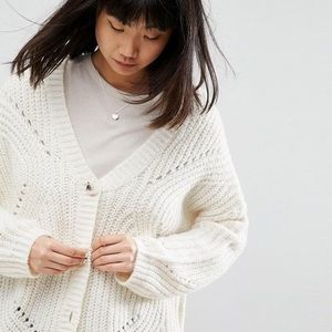 ASOS Chunky Knit Sweater
